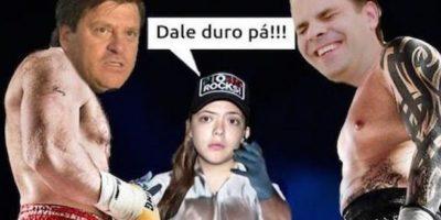 Los memes de la agresión de Miguel Herrera al periodista Christian Martinoli