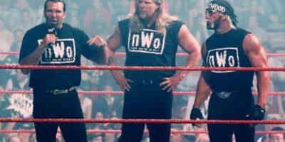 Junto al castigo de Hogan, los miembros del extinto grupo nWo también se han visto afectados Foto:WWE