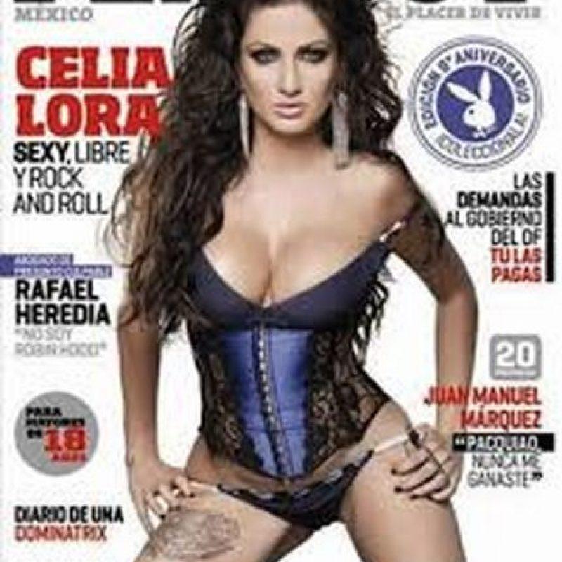 Celia Lora Foto:Playboy