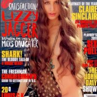 Lizzy Jagger Foto:Playboy