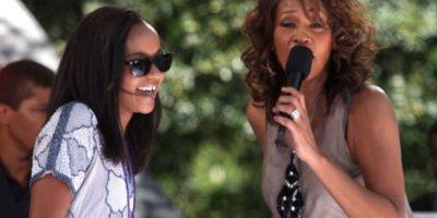 En 2006, dos años después de que Whitney fuese a rehabilitación por consumo de drogas, ella se divorció de Brown. Foto:vía Getty Images