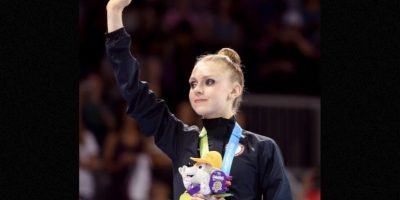 La gimnasta estadounidense no ganó ningún oro Foto:Getty Images