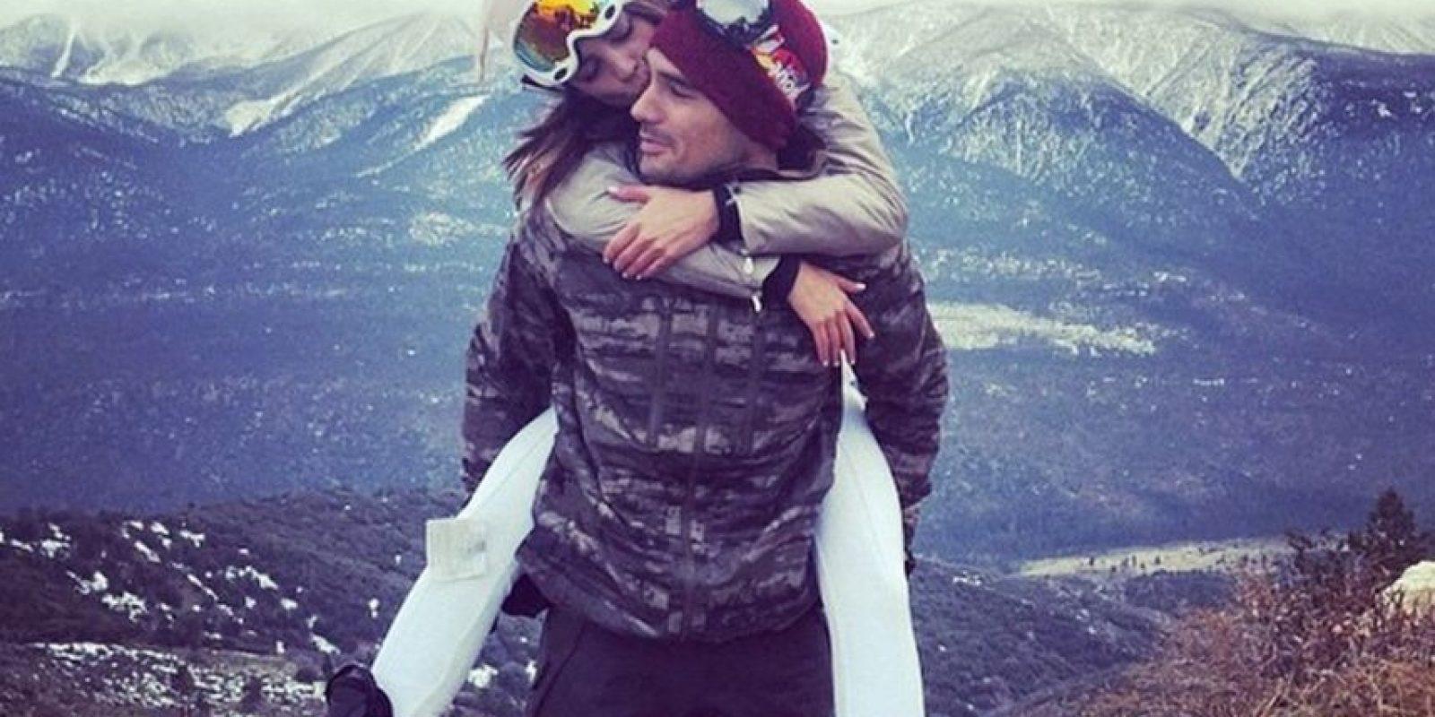 """También han viajado a Nueva Zelanda para promocionar su serie, """"From Dusk Till Down"""" Foto:Vía instagram.com/eizagonzalez/"""