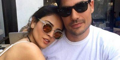 La pareja hizo pública su relación en septiembre de 2014 Foto:Vía instagram.com/eizagonzalez/