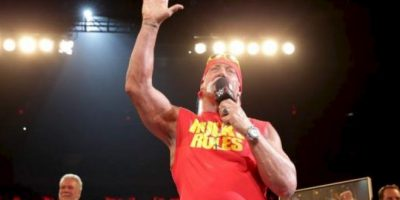 Todos los archivos de Hogan fueron eliminados del portal de la WWE Foto:WWE