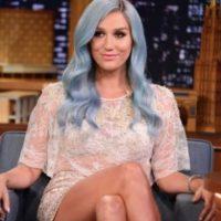 Kesha. La cantante aseguró que su vagina fue embrujada por un fantasma y que dicho problema es más común de lo que algunos se imaginan Foto:Getty Images