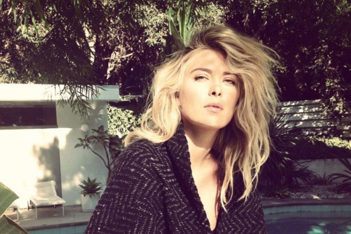 Y también una de las más guapas Foto:Vía instagram.com/mariasharapova