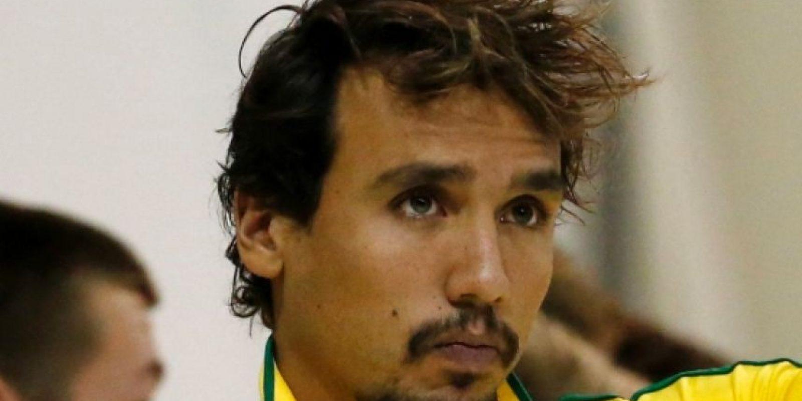 El waterpolista fue acusado por abuso sexual durante los Juegos Panamericanos Foto:Getty Images