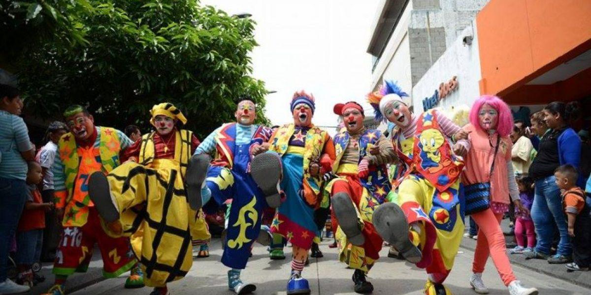 EN IMÁGENES. Payasos realizan congreso latinoamericano