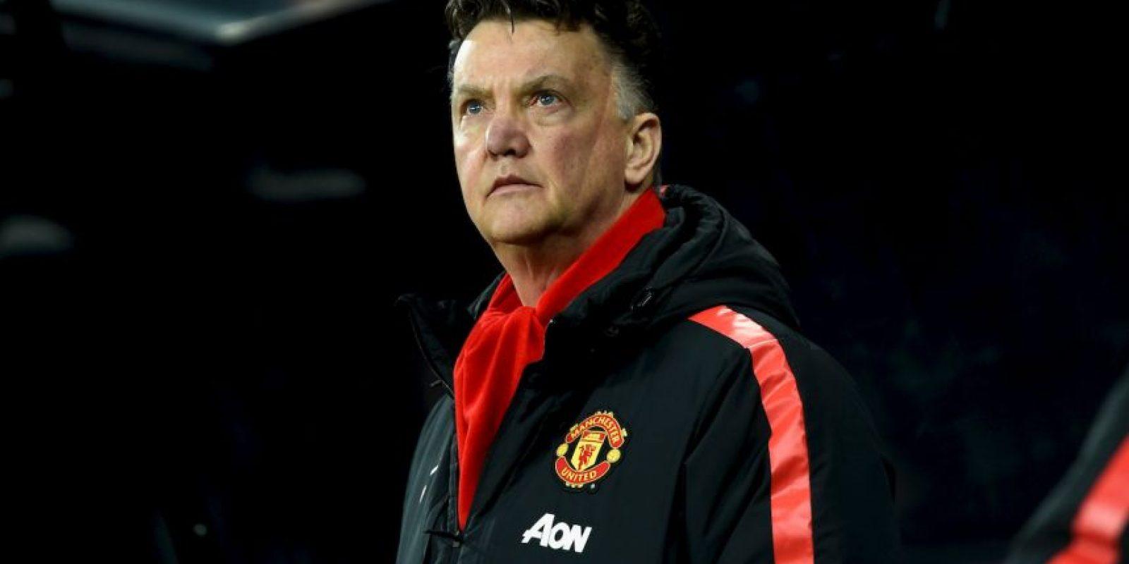 Como entrenador del AZ Alkmaar, Bayern Munich y Manchester United gastó 240 millones de euros. Foto:Getty Images