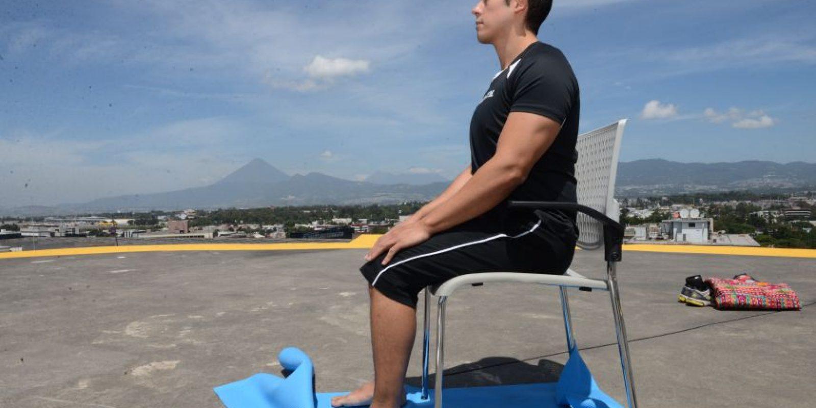1. Meditación Foto:Oliver de Ros
