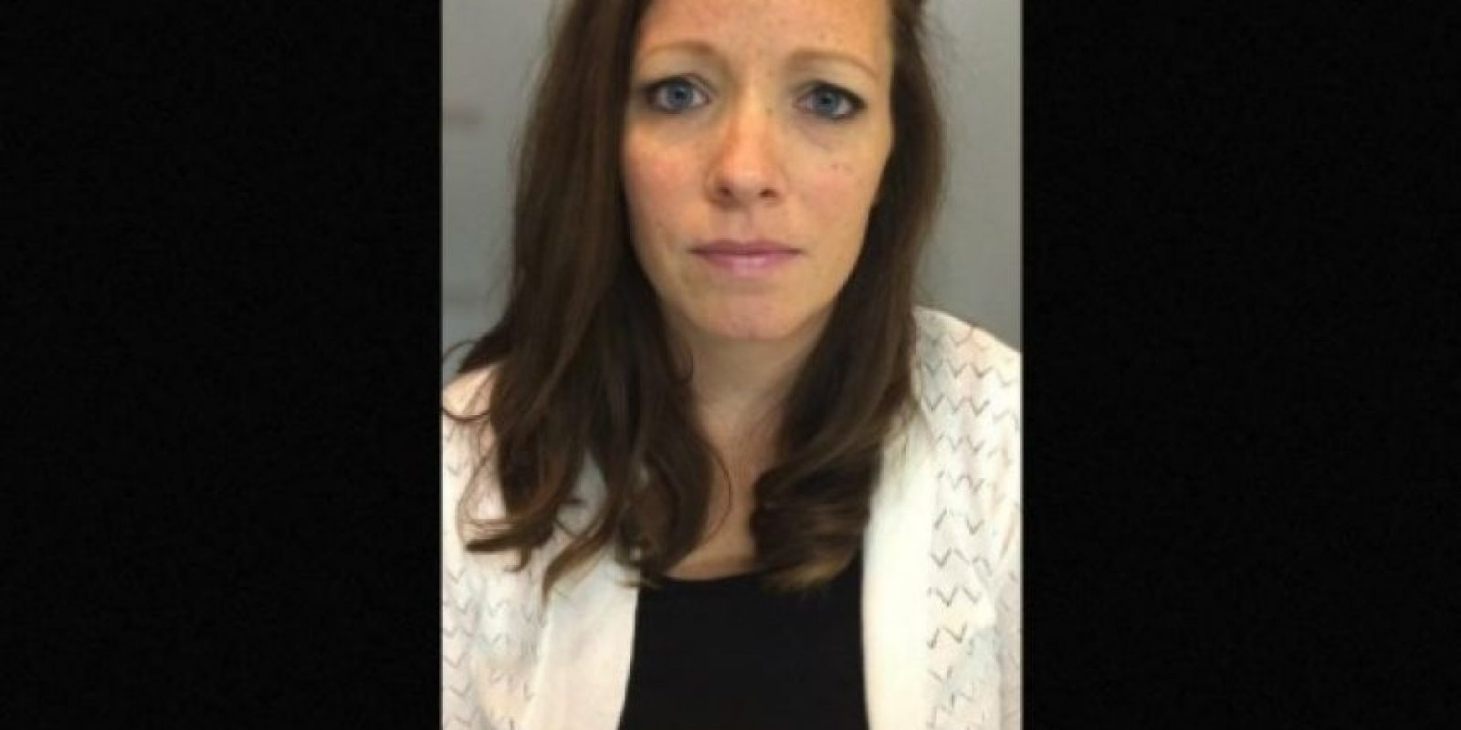 Danielle Watkins- Fue detenida después de que el joven acudiera ante las autoridades a denunciar la relación que tenía con la profesora Foto:Stamford Police Department