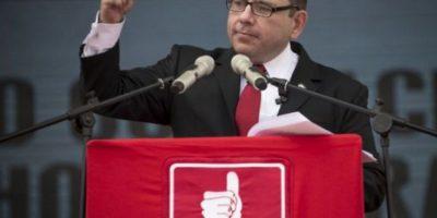 """Baldizón buscará denunciar """"persecución jurídica"""" ante ONU y medios internacionales"""
