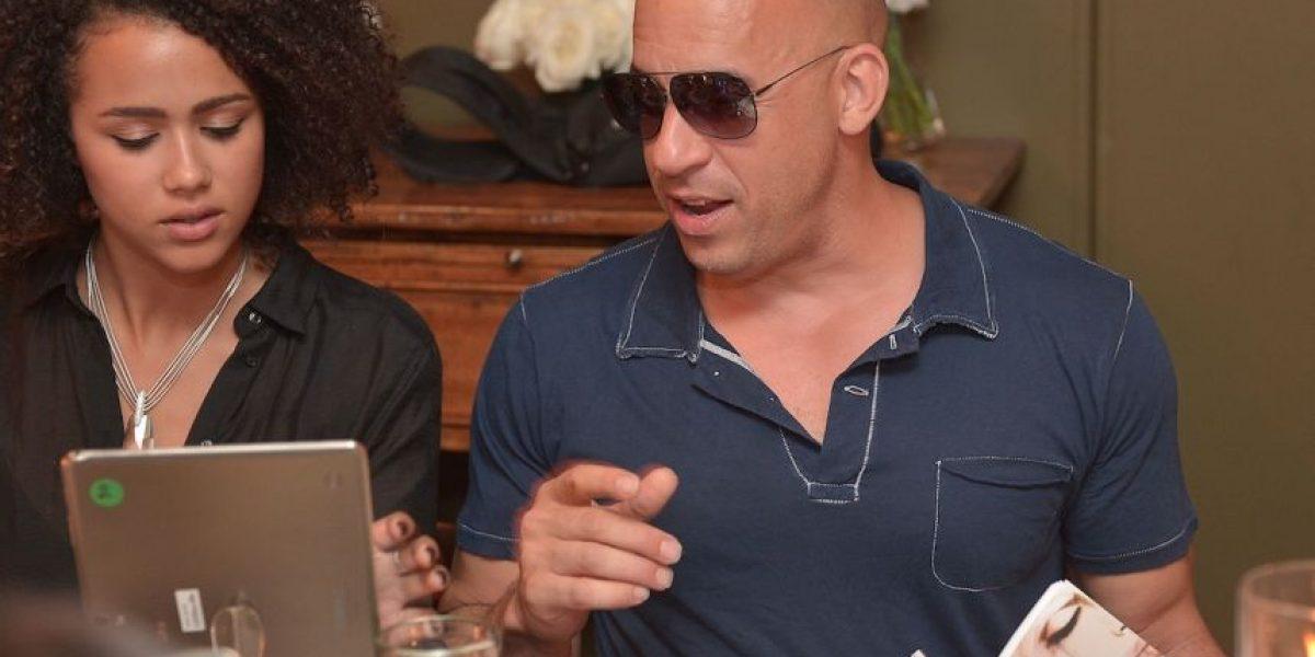 Esto sucede cuando buscan el color de piel de Vin Diesel en Google