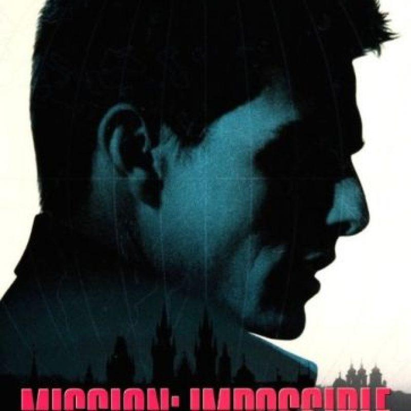 """""""Misión Imposible"""" de 1996 Foto:IMDb"""