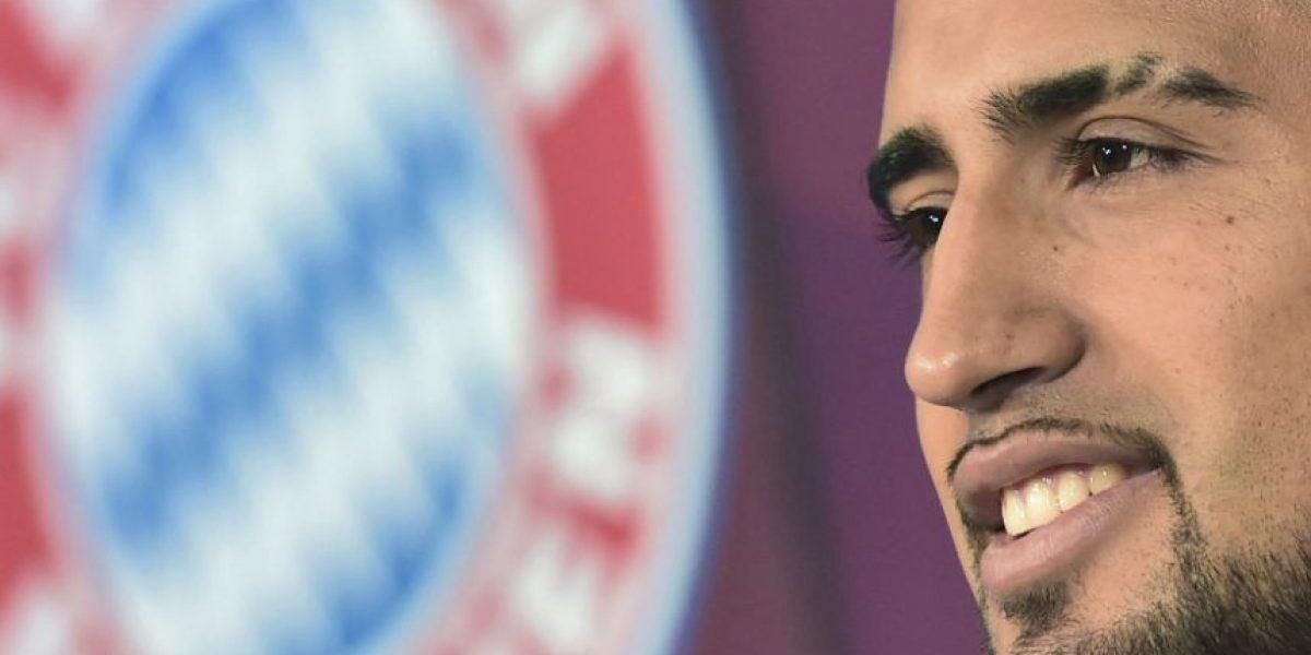 VIDEO. Arturo Vidal ya luce la camiseta de su nuevo equipo