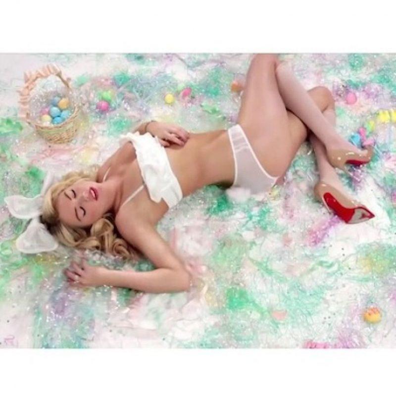 """En 2014 obtuvo el premio a la """"Mujer más sexy del planeta"""" por las revista People. Foto:Instagram/KateUpton"""