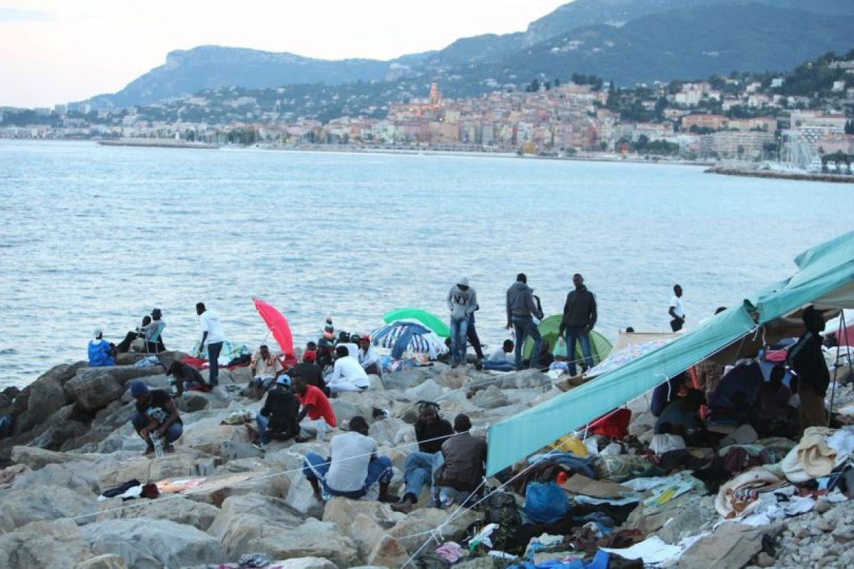 2. Los aliados de Europa en la región deben escoger con qué división dialogar Foto:Getty Images