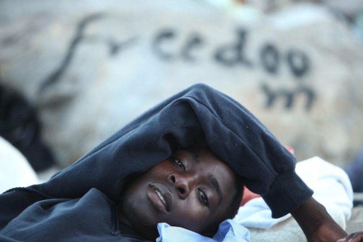 """""""Las Naciones Unidas, con apoyo europeo, han trabajado con el gobierno de unidad, pero no habrá éxito hasta cumplir dos condiciones"""": Foto:Getty Images"""