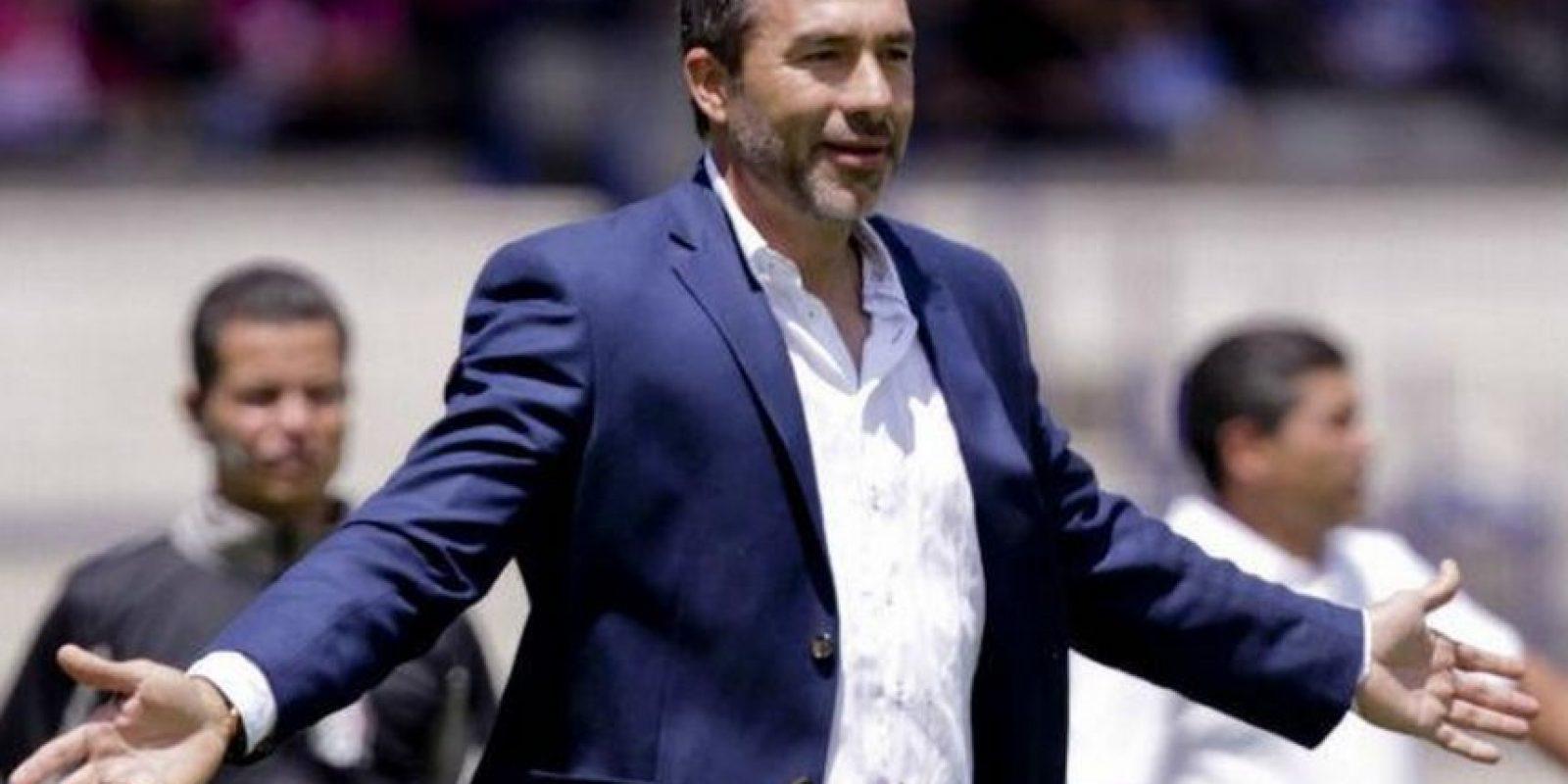 Gustavo Matosas, entrenador uruguayo del Atlas de México. Foto:Twitter
