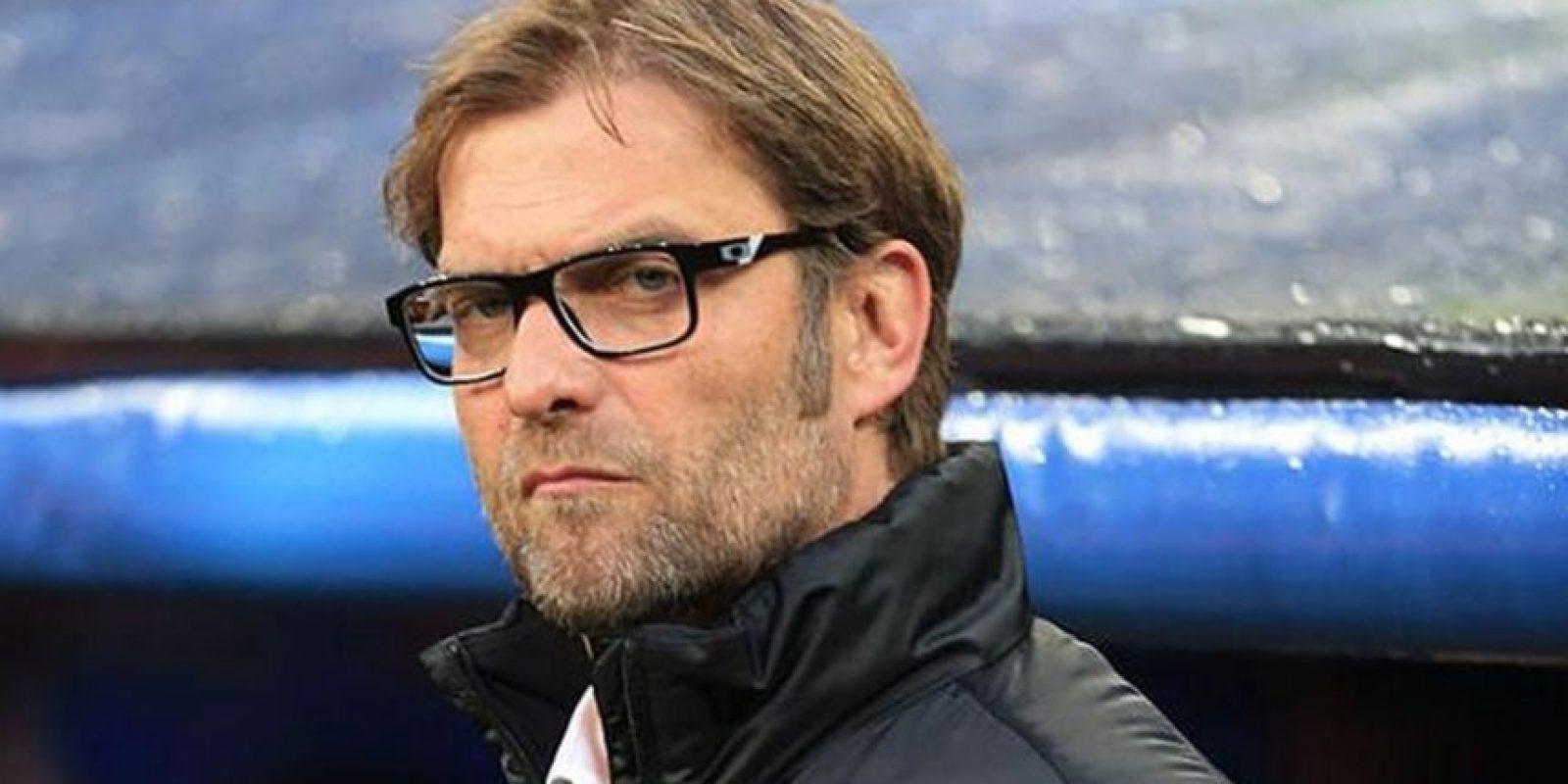 Jürgen Klopp, entrenador alemán sin equipo actualmente. Foto:Twitter