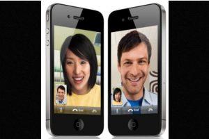 """La función """"FaceTime"""" ya es común en los iPhones. También existe Skyp Foto:Apple"""