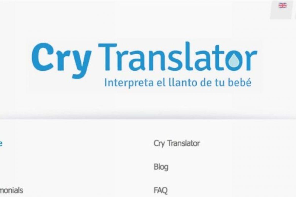 Este es una realidad y ha sido aprobado por pediatras reconocidos Foto:CryTranslator