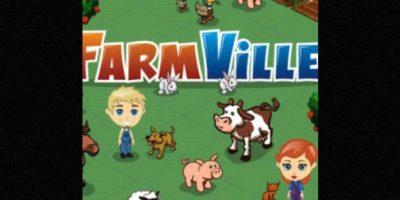"""El juego """"FarmVille"""" fue muy popular. Foto:Facebook.com"""