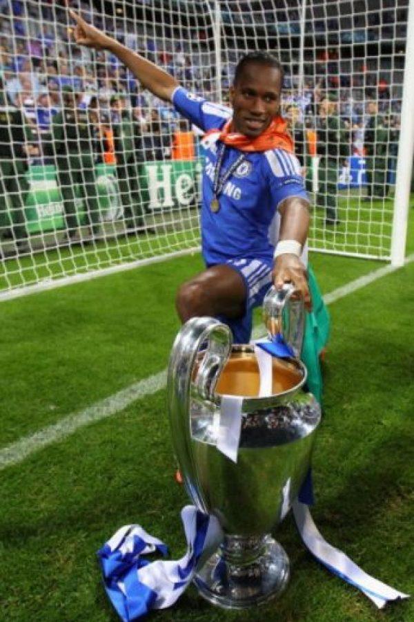 Didier Drogba la ganó en 2012 con el Chelsea. Foto:Getty Images