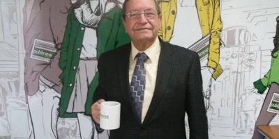 """Nelson Amaro: """"El calentamiento global abarca muchas carreras"""""""