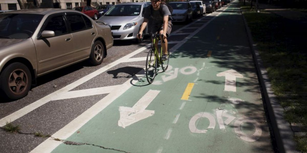 VIDEO: Vean lo que hizo este ciclista