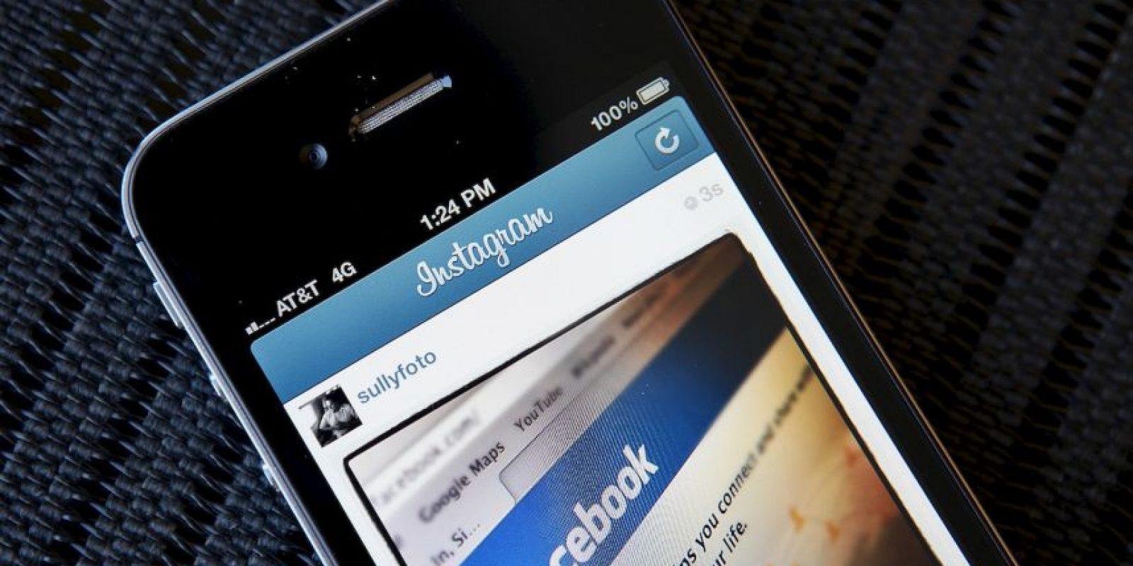 Instagram: al tomar una foto, esta se guarda en el dispositivo Foto:Getty Images