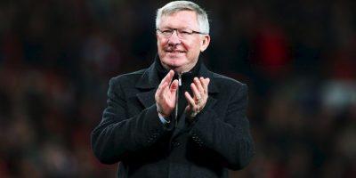 5. Alex Ferguson Foto:Getty Images