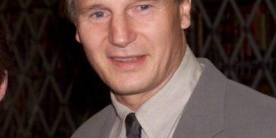 Este es el aspecto frágil y demacrado del actor Liam Neeson