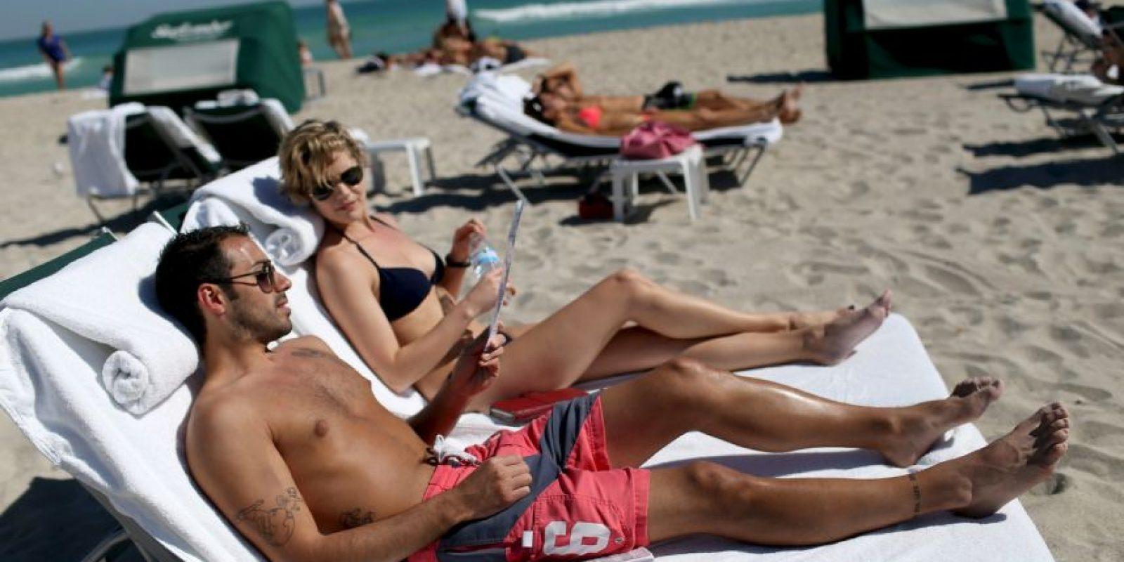 El atentado estaba planeado en una playa de Florida. Foto:Getty Images