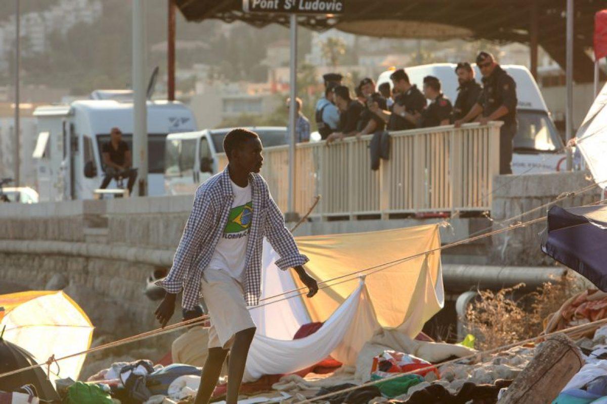 Actualmente, el país vive una de las peores crisis de migración de las que se tenga memoria Foto:Getty Images