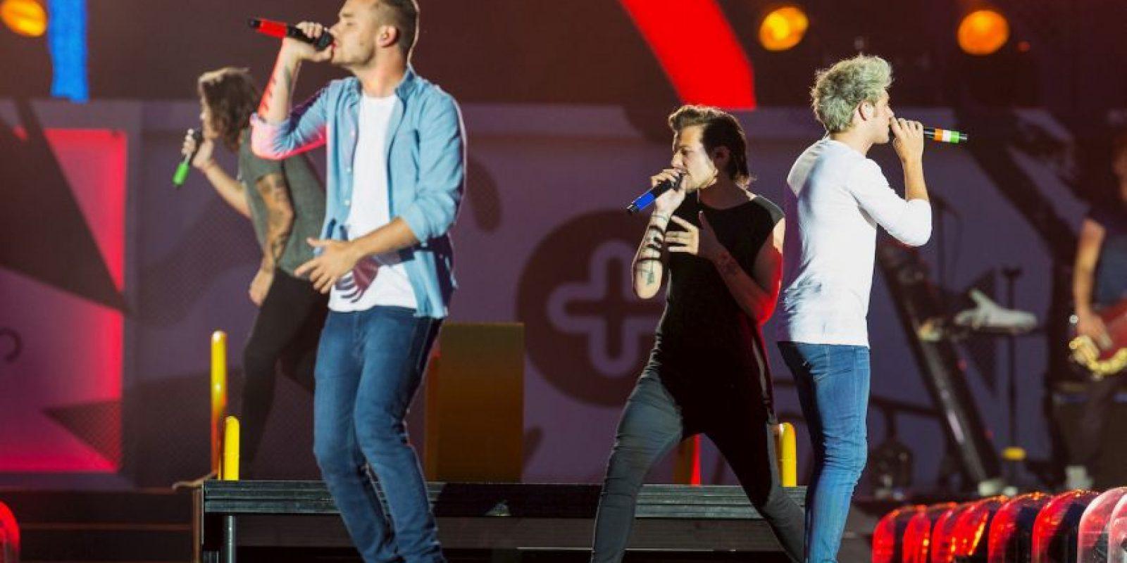 Los integrantes de One Direction han desmostrado lo bien que se llevan. Foto:Getty Images