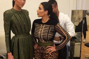Aunque con Kendall al lado… Foto:vía Getty Images