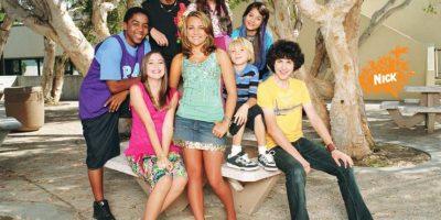 """En 2005, Jamie Lynn Spears, la hermanita de la cantante Britney Spears, realizó su gran salto a la fama al protagonizar la serie de Nickelodeon, """"Zoey 101"""". Foto:Nickelodeon"""