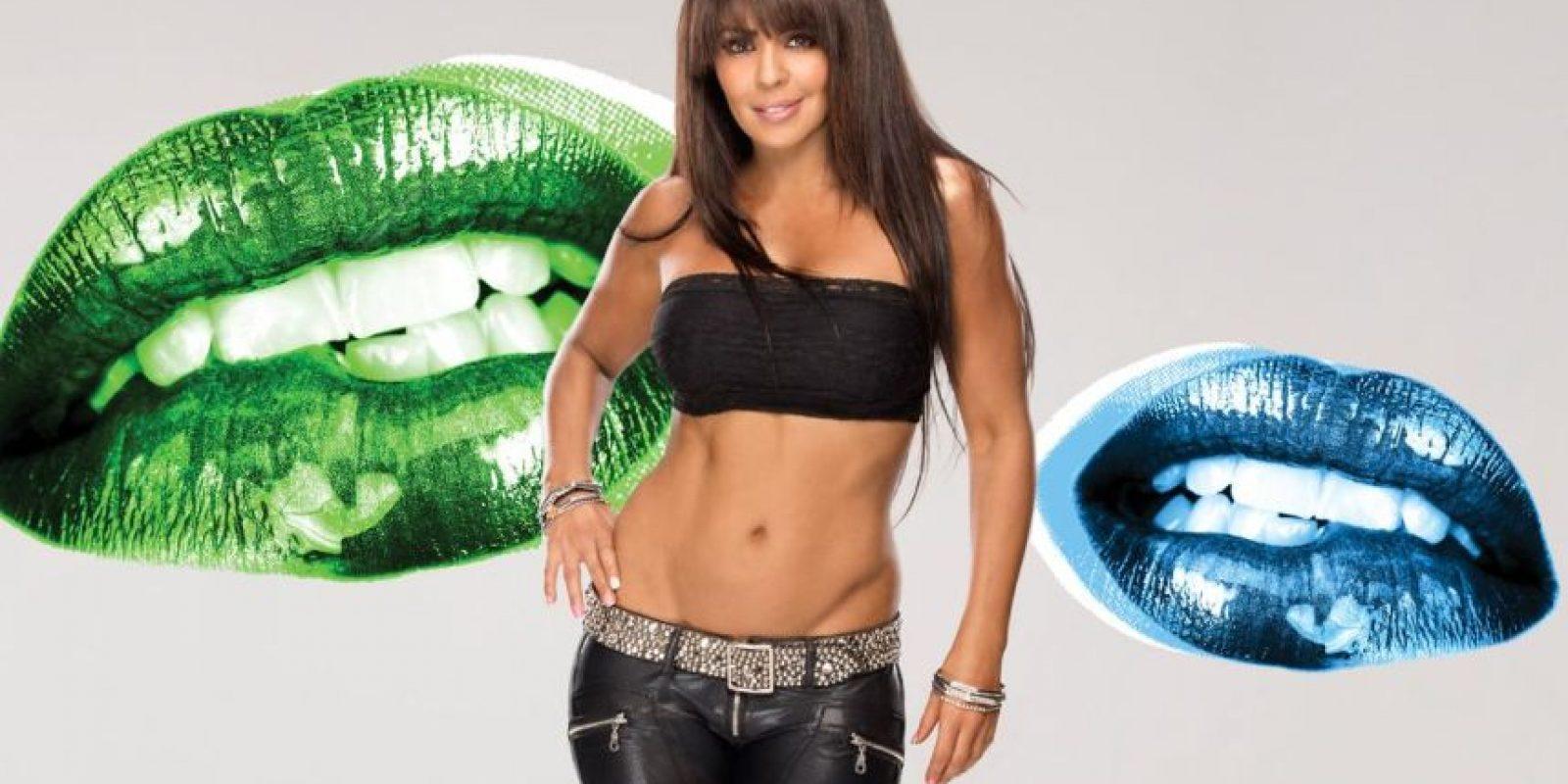 Además de dedicarse a la lucha libre, también se desempeñaba como bailarina y modelo profesional. Foto:wwe.com