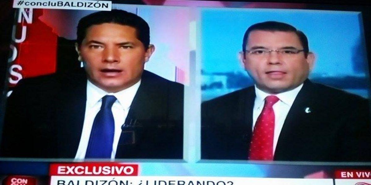 Manuel Baldizón habla sobre la CICIG en el programa Conclusiones de CNN