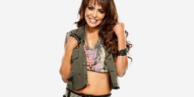 A continuación, las mejores imágenes de Layla, la diva retirada de la WWE. Foto:wwe.com