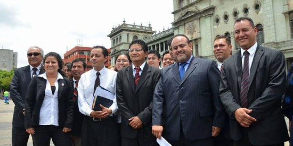El binomio presidencial por el MNR publica su patrimonio
