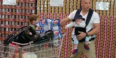 Los gemelos Vink interpretaron al bebé Plummer, aunque también se desconoce su actual identidad. Foto:IMDB