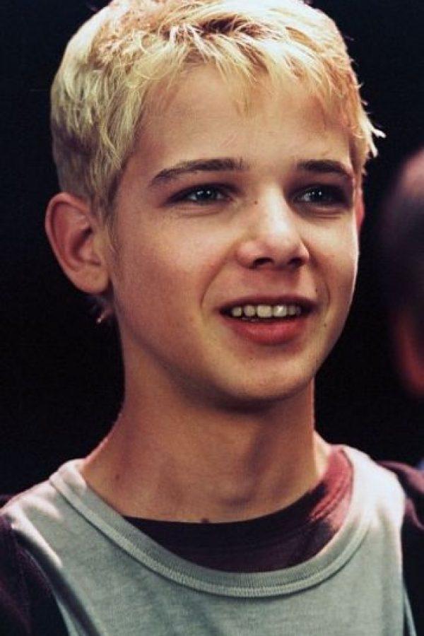 "Interpretó a ""Seth Plummer"", un joven que quiere ser actor de teatro Foto:IMDB"