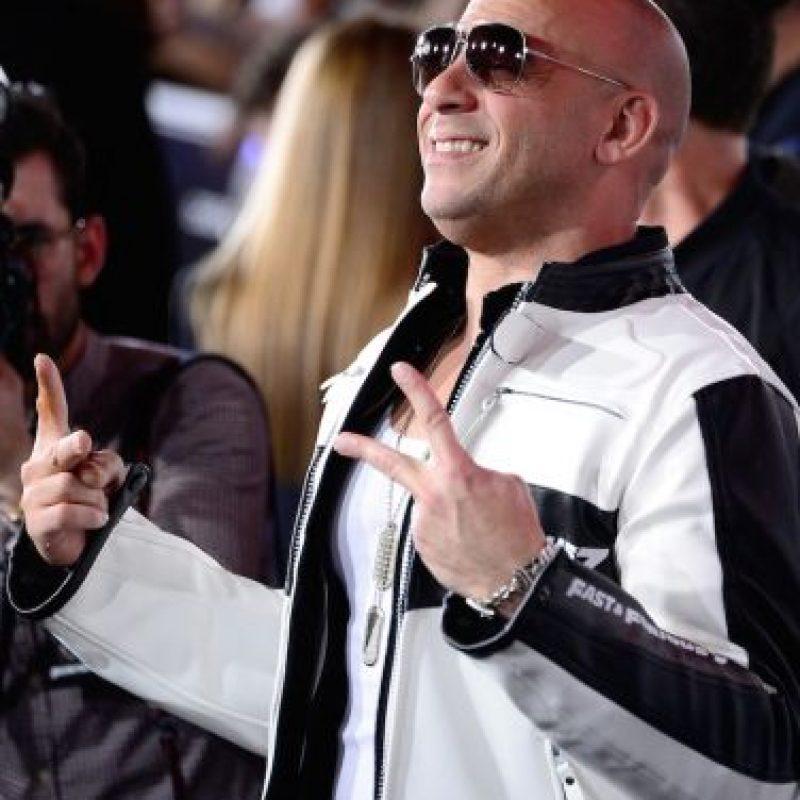 """En la actualidad es más reconocido por su papel protagónico en la saga """"Fast and Furious"""". Foto:Getty Images"""