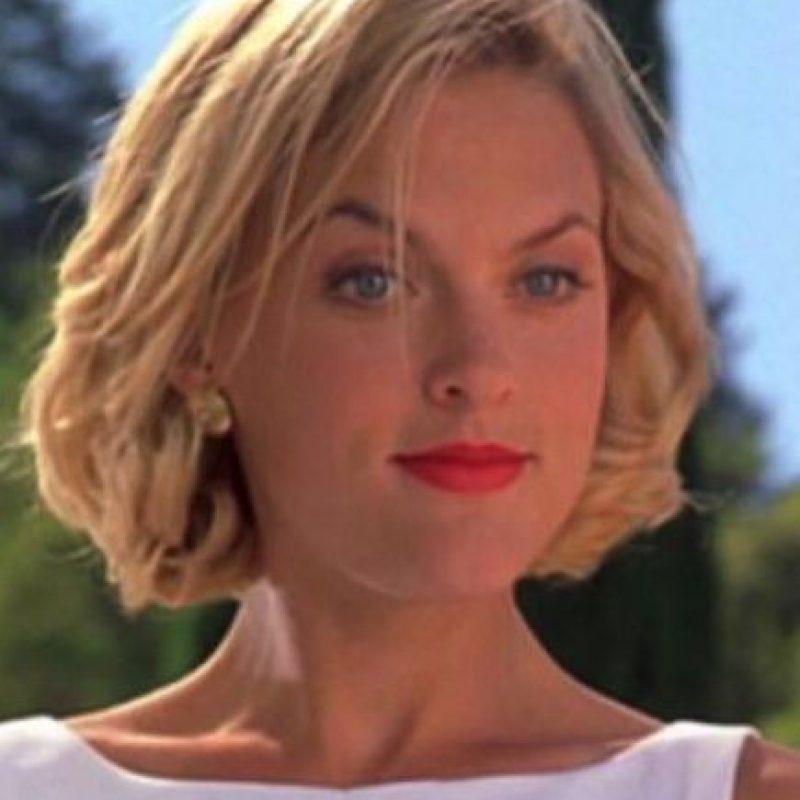"""Le dio vida a la """"Meredith Blake"""", la novia del padre de las gemelas Foto:YouTube"""