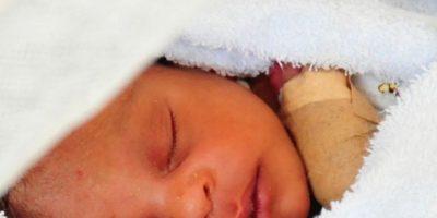 """4. En 2013, un bebé de mes y medio de nacido fue declarado """"muerto"""". Foto:Getty Images"""