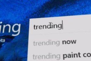 Bing y las predicciones de búsqueda. Foto:Microsoft Windows