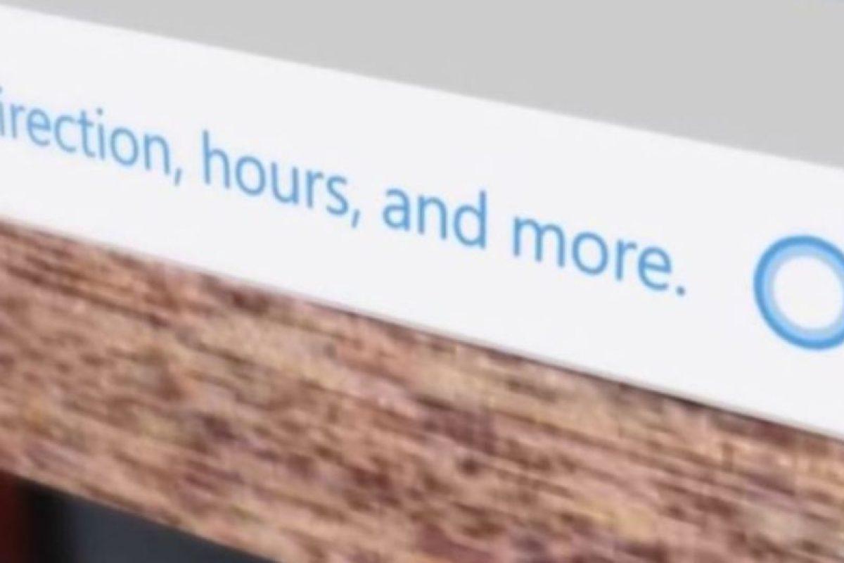 La asistente personal de voz Cortana por fin se incorpora al cliente web de Windows. Foto:Microsoft Windows